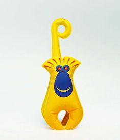 Libuse Niklova | inflatable toy - mid century children design via Teresa Bruthansova and MilK Magazine