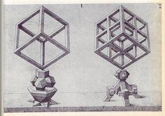 Perspectiva Corporum Regularium -  Wenzel Jamnitzer 1568 c