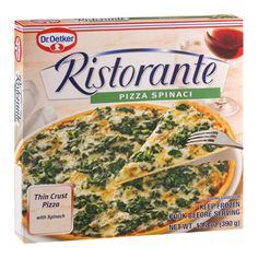 I'm learning all about Dr. Oetker Ristorante Pizza Spinaci at @Influenster!