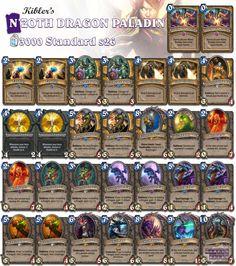 n'zoth dragon paladin deck