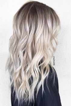 50 Long Blonde Hair Color Ideas in Many of us wondered that at some point we would look like athlete blonde tresses. Don& worry here we have prepared a list of yellow color ideas to he…, Long Blonde Hair Color - Platinum Blonde Hair Color, Blonde Hair Shades, Blonde Hair Looks, Brown Blonde Hair, Blonde Hair For Winter, Blonde Long Hair, Platnium Blonde Hair, Cool Toned Blonde Hair, Cool Blonde Balayage
