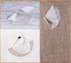 Barbara Hepworth sketch