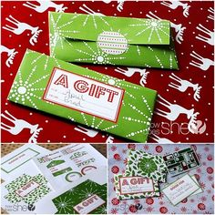 <b>Gift cards rule, but they're not the most exciting presents to open.</b> Put in some thoughtful effort with one of these creative gift card holders.