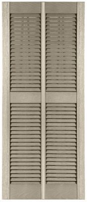 Larson Shutter provides custom exterior window shutters made with vinyl. Featuring a double wide louver style, select height, color, divider rail, & more. Exterior Vinyl Shutters, Louvered Shutters, Shutter Hardware, Shutter Designs, Custom Windows, Custom Vinyl, Installation Instructions, Free Coloring, Stores