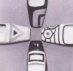 Shoes, 1960s.