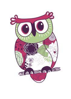 Oh So Lovely: FREE OWL ♥ER PRINTABLES
