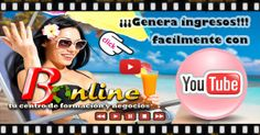 Sube vídeos a YOUTUBE y genera ingresos