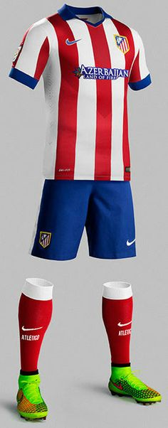 Atlético Madrid Home Kit