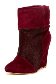 Dominique Wedge Boot//