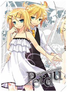 Vocaloid- Rin x Len (Twincest)