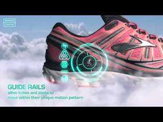 Brooks Transcend 5 Key Technologies   YouTube