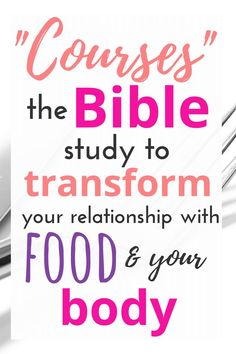 Courses Bible Study: Transform Your Relationship with Food and Your Body Through God's Word - devotions, scripture and quotes - Decoration Clues Health And Fitness Tips, Fitness Goals, Fitness Plan, Health Tips, Personal Fitness, Fitness Workouts, Fitness Quotes, Fitness Motivation, The Calling