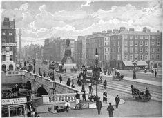Dublin at the turn of the 20th Century