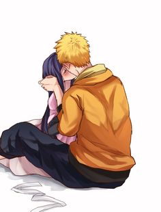 Naruhina: Seeing Her Eyes Pg10 by bluedragonfan on Deviantart