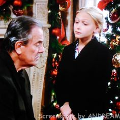 Faith asks Victor what his best present was when he was a kid.