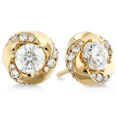 Atlantico Diamond Stud Earrings