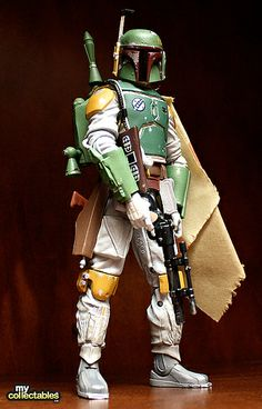 Star Wars Black Series Boba Fett Action Figure, photo by MyCollectables.ca on Flickr