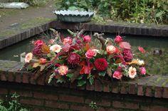 #Rouwbloemen #herfst #BLOM #BLoemwerkOpMaat #Wageningen #Bennekom #Renkum