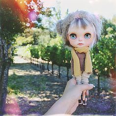 (GBaby - super busyyyy) Tags: art shoes doll ooak napavalley blythe custom winecountry wingtip fbl gbaby uploaded:by=flickrmobile flickrios...