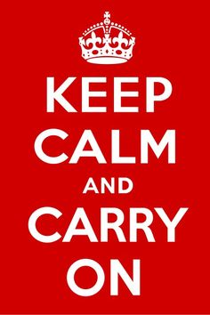 ... Carry On