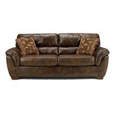 Frontier Sofa in Canyon | Nebraska Furniture Mart