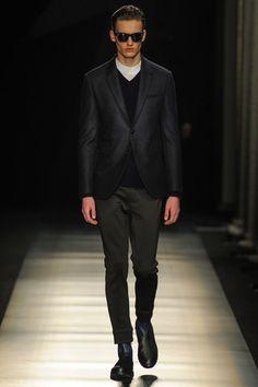 Neil Barrett Fall 2014 Menswear Collection Slideshow on Style.com