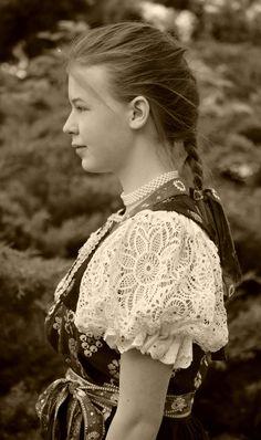 Podpoľanie, Slovakia Girls Dresses, Flower Girl Dresses, Wedding Dresses, People, Fashion, Bridal Dresses, Moda, Bridal Gowns, Dresses Of Girls
