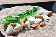 Fabulous Persian Style Feta and Herb Wrap