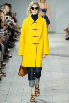 Michael Kors Spring 2015 Ready-to-Wear - Style.com