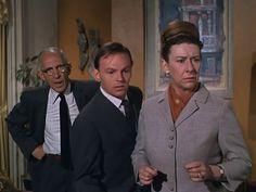 Get Smart: Season 1, Episode 12 My Nephew the Spy (4 Dec. 1965)  Maudie Prickett , Aunt Bertha, Charles Lane , Uncle Abner ,