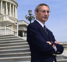 John Podesta: Pulling Back the Curtain on UFOs