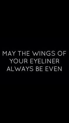 Lol #makeup #beauty #eyeliner
