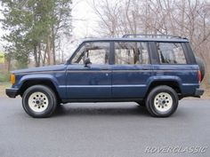 1986 ISUZU TROOPER II TURBO DIESEL 4X4 for sale - Isuzu Trooper 1986 for sale in Cream Ridge, New Jersey, United States
