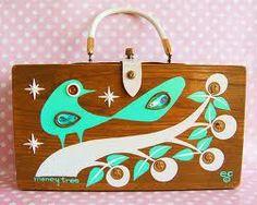 Enid Collins purse in fabulous colors