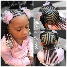 Braids And Beads Kid S Hair Too Braids For Kids Hair Styles