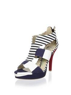 44% OFF Olsen Haus Women's Sunset High Heel Sandal