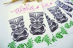 Hello May · THERE'S AN IDEA: TIKI + TROPICAL