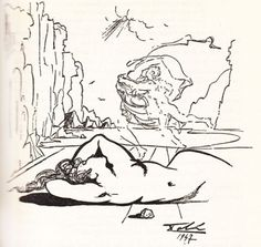 Salvador Dali's illustrations for Montaigne's Essays