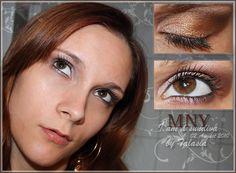 Eye Make Up - Datum: 02.08.10  http://talasia.blogspot.de/2010/08/mny-i-am-sundiva-amu.html