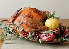 Living Well: 7 Secrets To The Juiciest Thanksgiving Turkey