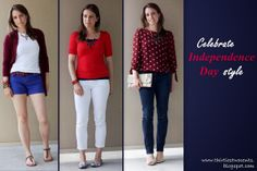 Thirties Two Cents: Celebrate Independence Day Style Link-Up