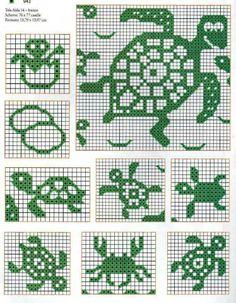 Fair Isle Knitting Patterns, Bead Loom Patterns, Knitting Charts, Cross Stitch Patterns, Tiny Cross Stitch, Cross Stitch For Kids, Cross Stitch Needles, Cross Stitching, Cross Stitch Embroidery