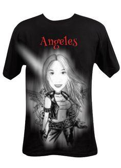 Angeles y sus Angeladas: Mi camiseta