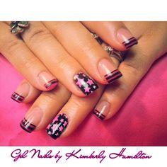 Gel Nails by Kimberly Hamilton