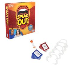 Amazon.com: Speak Out Game: Toys & Games