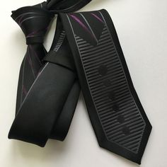 Fashion Designers Slim Tie Mens High Level Necktie Microfiber Cravates