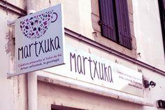 Sole Silbando: Martxuka - un pedacito de paz en Urruña