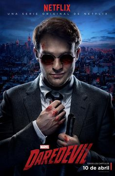 Marvel's Daredevil. 10 de Abril en Netflix