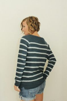 Clarke pullover