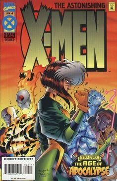 Astonishing X-Men # 4 by Joe Madureira & Tim Townsend